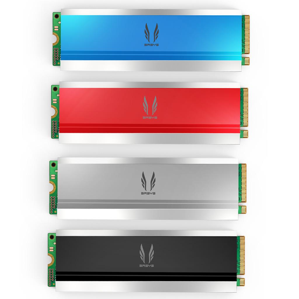 3RSYS 빙하7 m.2 SSD방열판